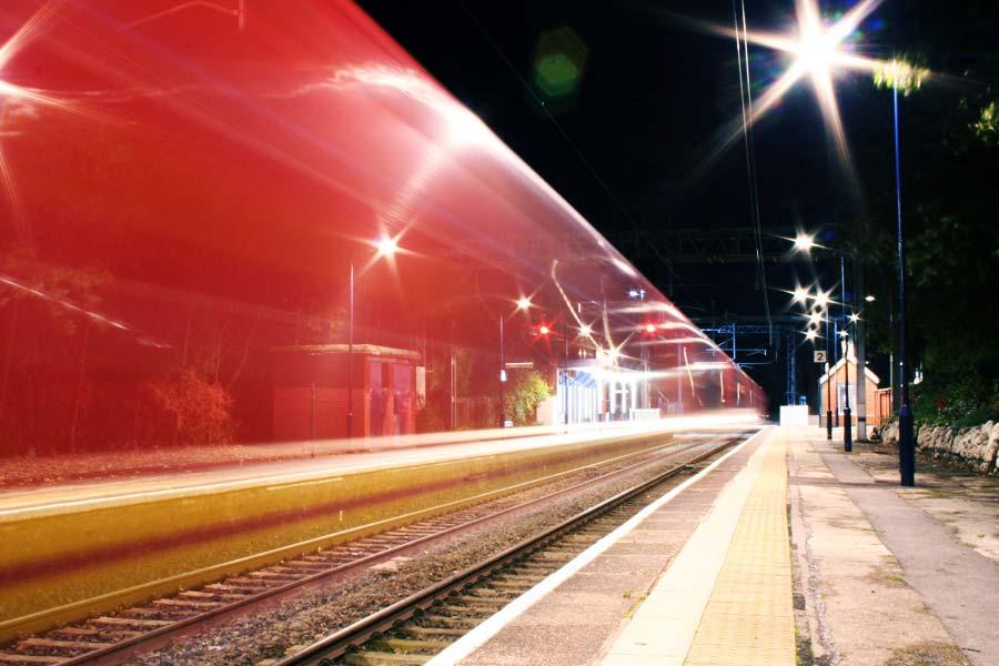 Alsager Train Station