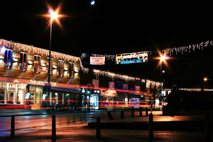 Alsager at Christmas