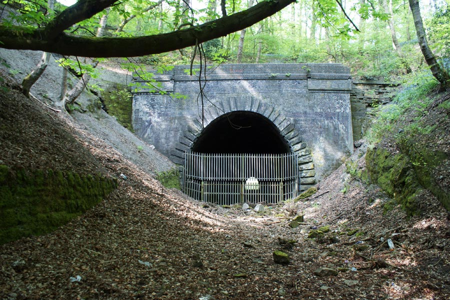 Harecastle Railway Tunnel, Bathpool